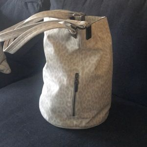 French Connection Bucket purse